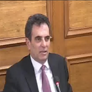 Ομιλία του Βουλευτή στην Επιτροπή της Βουλής για την επίλυση του ζητήματος της παραχώρησης δημοσίων εκτάσεων στους αγρότες – 13/01/2014