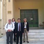 Επίσκεψη στο Κτηνιατρικο Κέντρο Αθηνών 15-04-2014