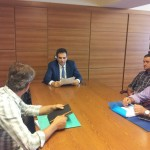 Συνάντηση του Αναπληρωτή Υπουργού κ. Θεόφιλου Λεονταρίδη με εκπροσώπους Συνεταιριστικών Οργανώσεων της Περιφερειακής Ενότητας Μαγνησίας
