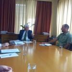 Συνάντηση του Αναπληρωτή Υπουργού Αγροτικής Ανάπτυξης και Τροφίμων με εκπροσώπους του Κτηνοτροφικού Συνεταιρισμού Βουβαλοτρόφων Ελλάδος